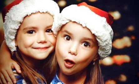ŚWIĄTECZNE GWIAZDECZKI | Wybraliśmy dziewczynkę i chłopca na okładkę świątecznego wydania Echa Dnia na północnym Podkarpaciu