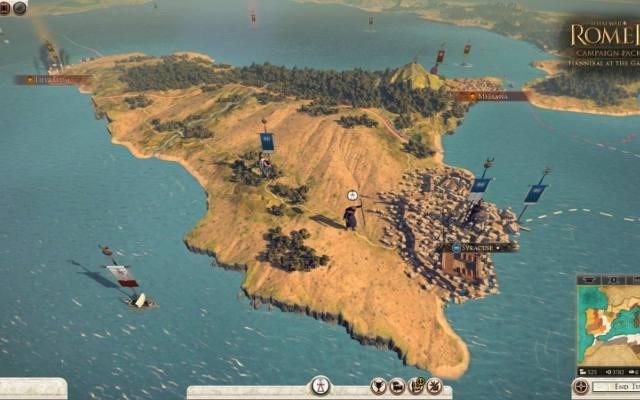 Total War: Rome II. Hannibal u bram. Mamy słonia i nie zawahamy się go użyć (wideo)
