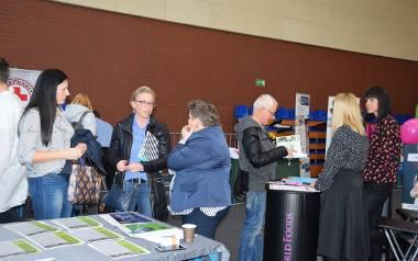 V Targi Pracy i Edukacji, Nowa Sól, 19 listopadaOrganizatorzy: Starostwo Powiatowe w Nowej Soli i Powiatowy Urząd Pracy