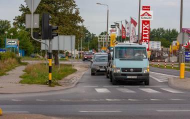 Skrzyżowanie w Osielsku pod Bydgoszczą zostanie przebudowane
