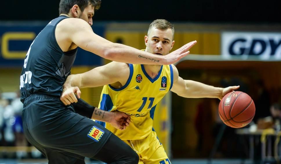 Film do artykułu: Koszykarze Asseco Arki Gdynia już bez szans na awans w EuroCupie