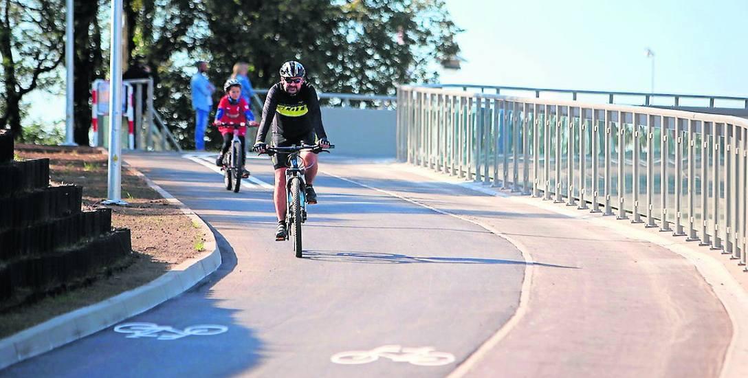 """Velostrada to jaworznicka """"autostrada"""" rowerowa. Niestety, nie pojedziemy nią rowerem miejskim"""