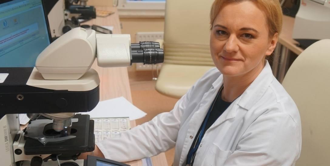 - Badanie wykrycia mutacji genu EGFR ma na celu określenie mutacji związanych z wrażliwością na leczenie inhibitorem kinazy EGFR. Badanie wykonywane
