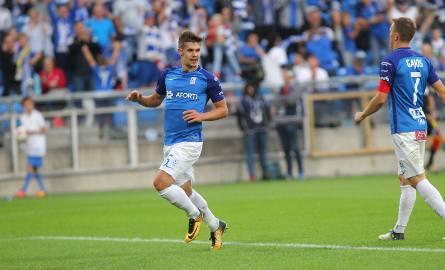 W meczu z Zagłębiem Mario Situm zdobył gola dającego Lechowi prowadzenie.