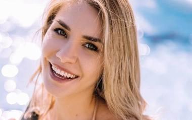 Magdalena Karoń  z Jędrzejowa w finale Miss Polski 2019. 27-latka znalazła się w gronie 24 najpiękniejszych