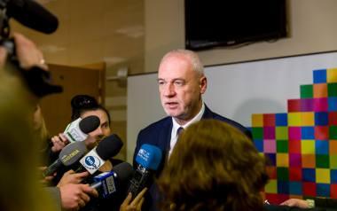 Marek Komorowski od lat jest twarzą podlaskiego PiS w sejmiku, teraz zasiądzie w Senacie