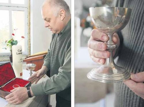 W kaplicy Instytutu Medycznego im. Jana Pawła II znajduje się kielich, z którego mógł korzystać szczeciński błogosławiony ks. Carl Lampert.