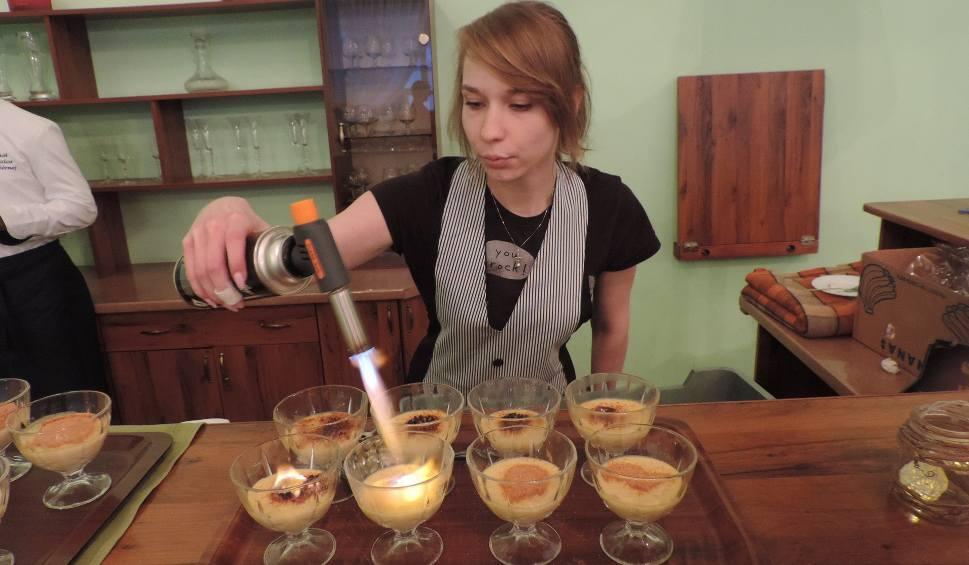 Film do artykułu: Kuchnia wegańska w Małkini. Potrawy przygotowali w szkole [ZDJĘCIA]