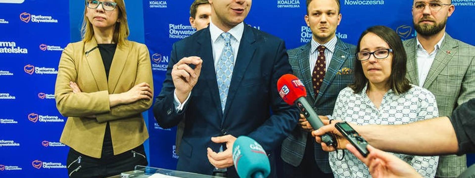 Koalicja Obywatelska w Radzie Miasta Gdańska chce, by zaszczepione dzieci były premiowane w rekrutacji do publicznych żłobków. Radni złożyli w tej sprawie