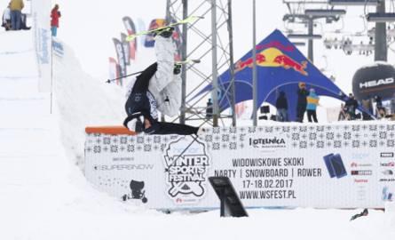 Honor Winter Sports Festival 2017. Freestyle'owe szaleństwo w Białce Tatrzańskiej [ZDJĘCIA]