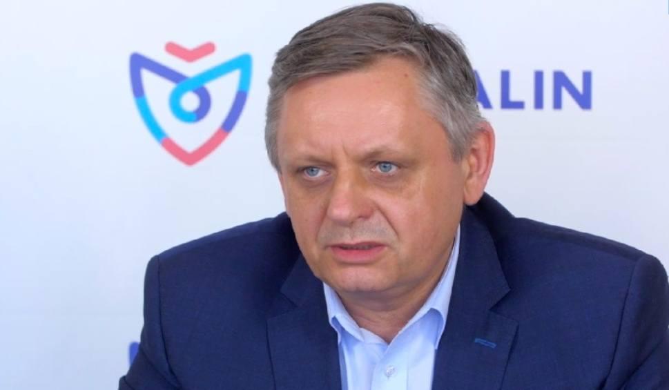 Film do artykułu: Prezydent Koszalina online o ważnych sprawach w dobie zagrożenia epidemicznego [WIDEO]