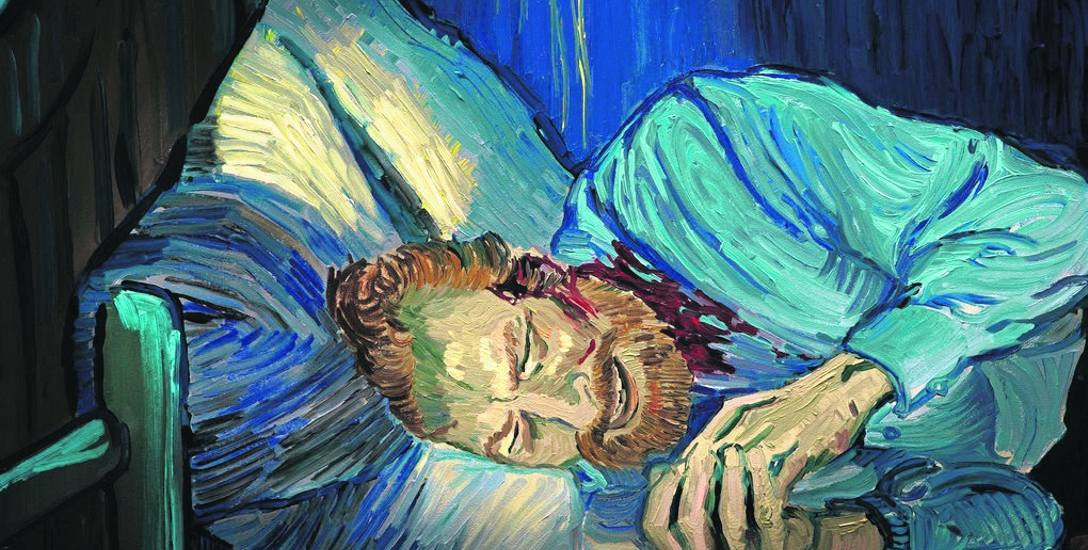 """""""Twój Vincent"""" wzbudza podziw"""