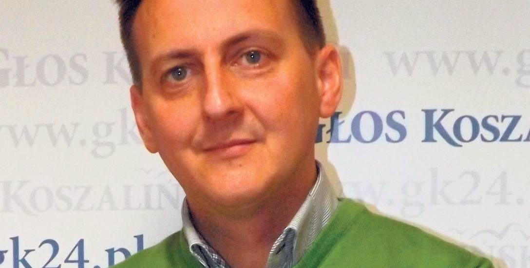 """Jacek Pawłowski, kołobrzeski psycholog, założyciel Fundacji """"Na Przekór Przeciwnościom"""""""