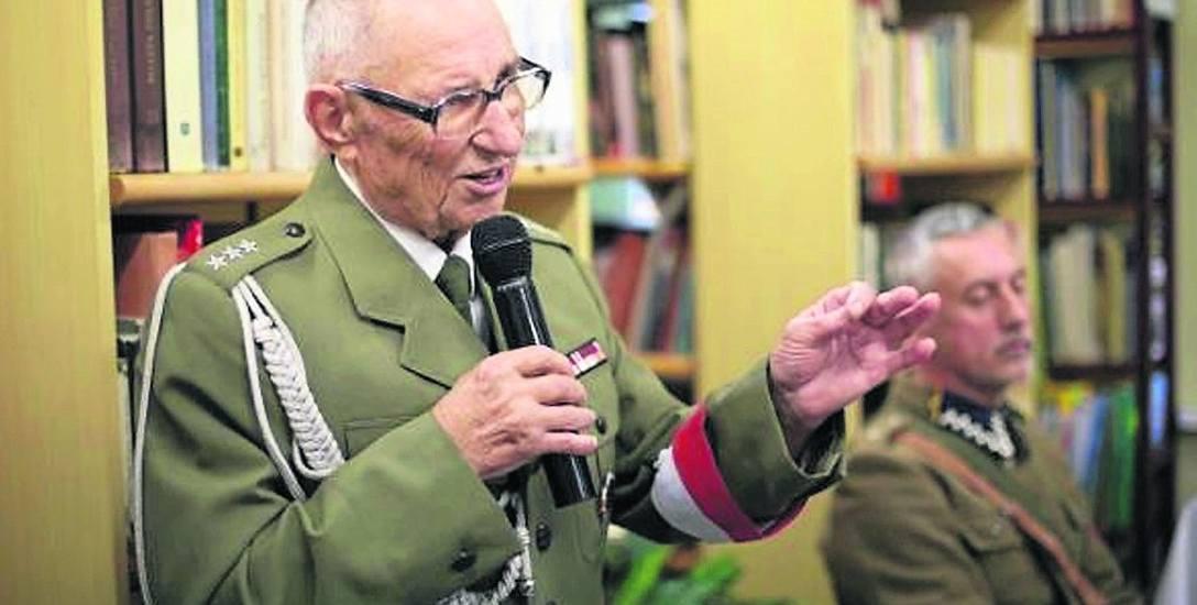 Od 21 kwietnia słupskiemu inspektoratowi Światowego Związku Żołnierzy Armii Krajowej prezesuje por. w stanie spoczynku Zbigniew Has.