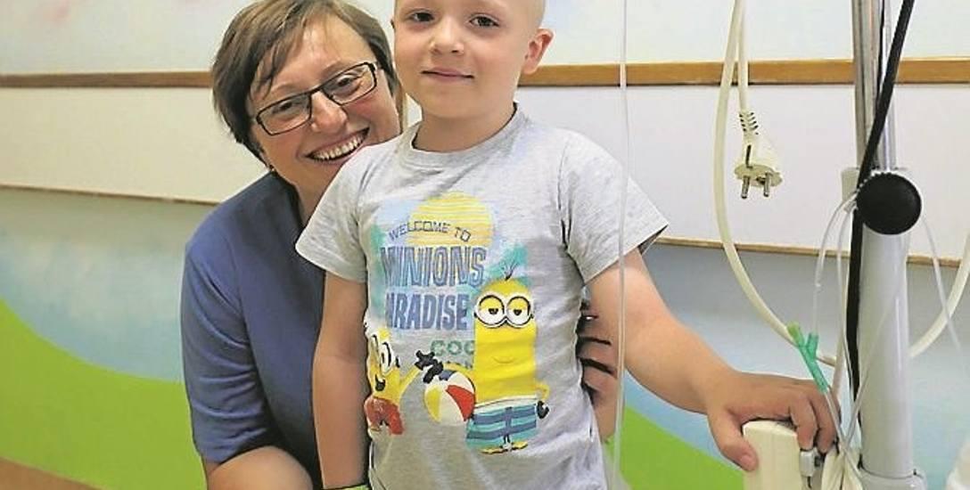 Klinika Onkologii i Hematologii w Uniwersyteckim Dziecięcym Szpitalu Klinicznym w Białymstoku. Dzień dziecka w szpitalu nie musi być smutny