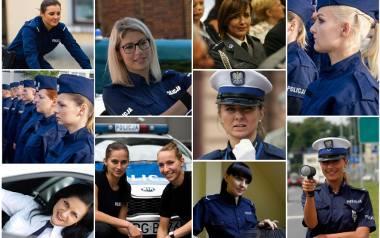 W lipcu policjanci obchodzą swoje święto. Z tej okazji przygotowaliśmy galerię pięknych kobiet w mundurach. Zobaczcie najpiękniejsze policjant.
