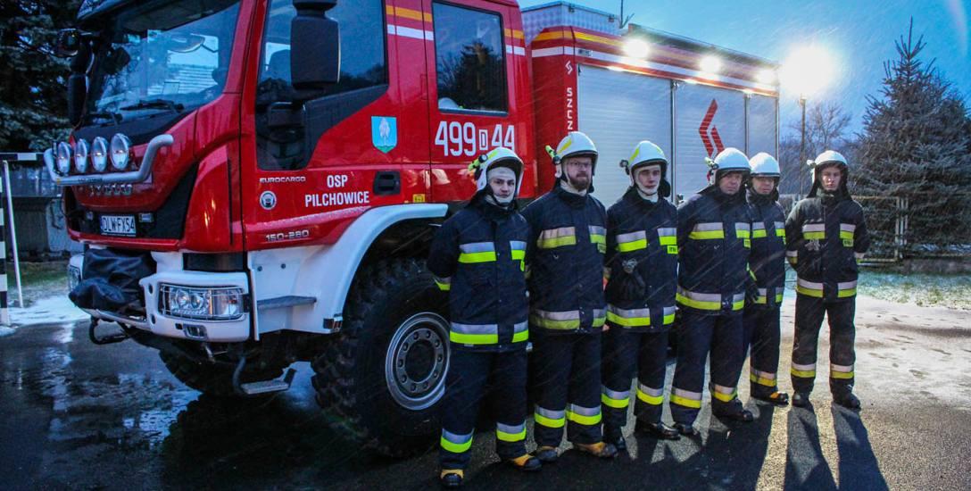 Ochotnicza Straż Pożarna w Pilchowicach
