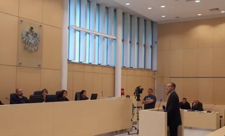Świadek: Gawronik mówił, że rozwiązał problem z Ziętarą [AKTUALIZACJA]