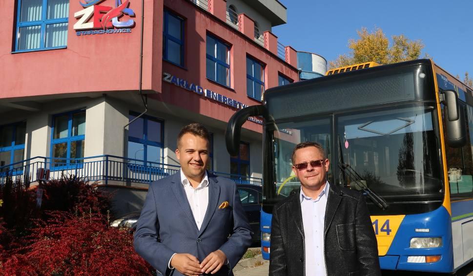 Film do artykułu: Starachowice: Połączenie dwóch miejskich spółek stało się faktem. Prezesem został Marcin Pocheć