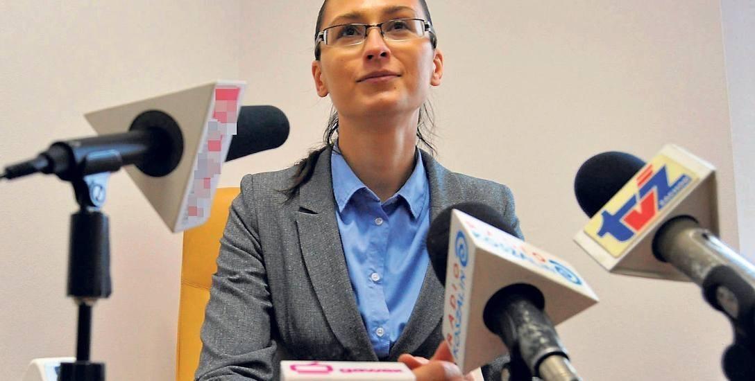 Małgorzata Golińska czeka na decyzję co do swojej rządowej kariery