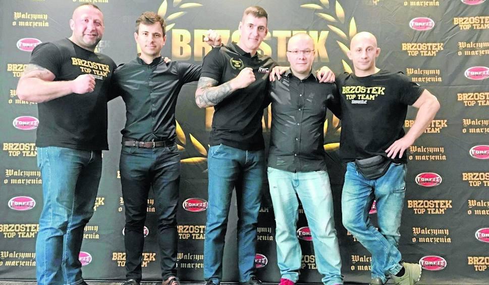 Film do artykułu: Ze szczypiorniaka do MMA. Damian Kostrzewa przed swoim debiutem w nowej roli