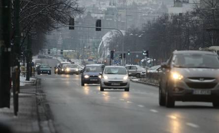 Atak zimy w Katowicach i w Śląskiem WIDEO+ZDJĘCIA