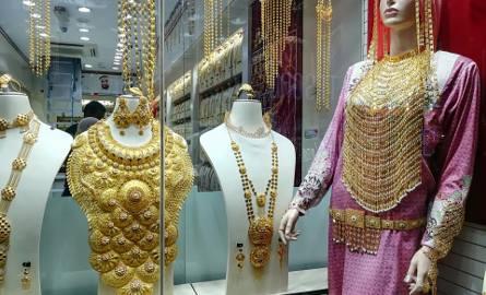 Wielu światowców zapewnia, że to największy targ złota na świecie. I nic dziwnego, gdyż w Dubaju wszystko musi być największe. To miejsce zaczęło być