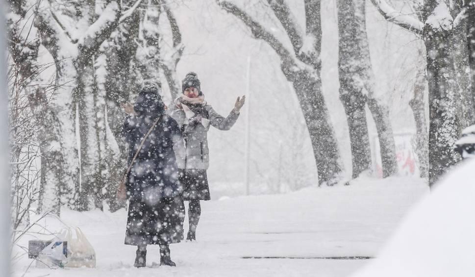 Film do artykułu: Kiedy spadnie śnieg w regionie? Pogoda długoterminowa!