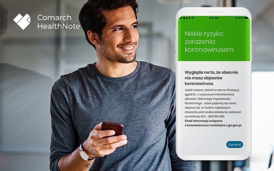 comarch healthnote