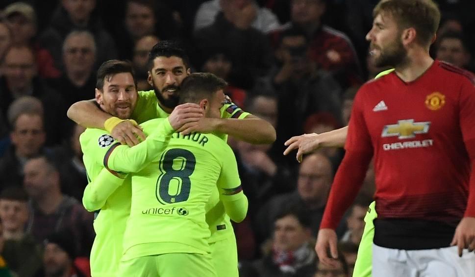 Film do artykułu: Liga Mistrzów. Manchester United musi zdobyć twierdzę Camp Nou, ale Barca to nie Paris Saint-Germain