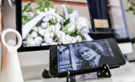 Pogrzeb Macieja Kosycarza. Transmisja mszy świętej