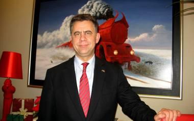 Mariusz Świtalski ma coraz większe problemy finansowe. Przyczyną jest jego spór z amerykańską spółką Delta Capital Papers