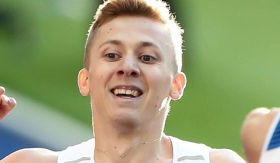 Film do artykułu: Mateusz Borkowski z powiatu starachowickiego halowym mistrzem Polski na 800 metrów