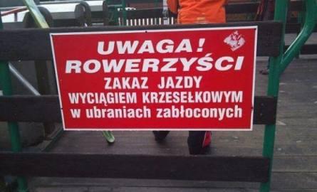 Polskie Absurdy - ten profil na Facebooku wzbudza niesamowite emocje. Zobaczcie resztę zdjęć