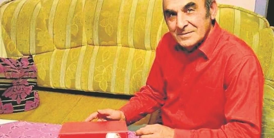 - Dla mnie najważniejszy jest  drugi człowiek - mówi Andrzej Lis i podkreśla, że taką postawę wyniósł z domu rodzinnego