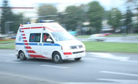 Śmiertelny wypadek na ulicy Ogrodowej