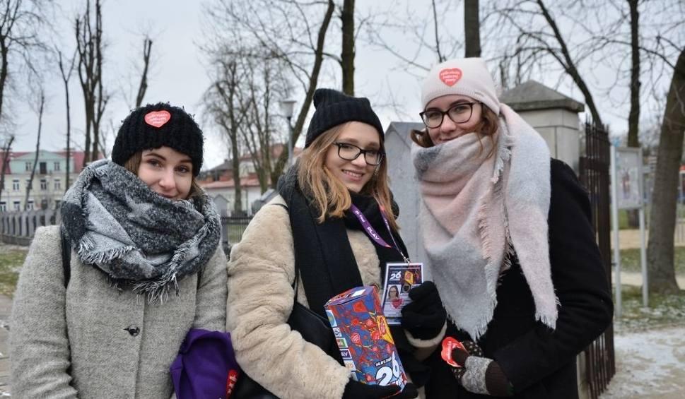 Film do artykułu: WOŚP 2018 w Kozienicach, Ursynowie i Garbatce - Letnisko. Z kwesty i licytacji zebrano ponad 65 tysięcy złotych na leczenie noworodków