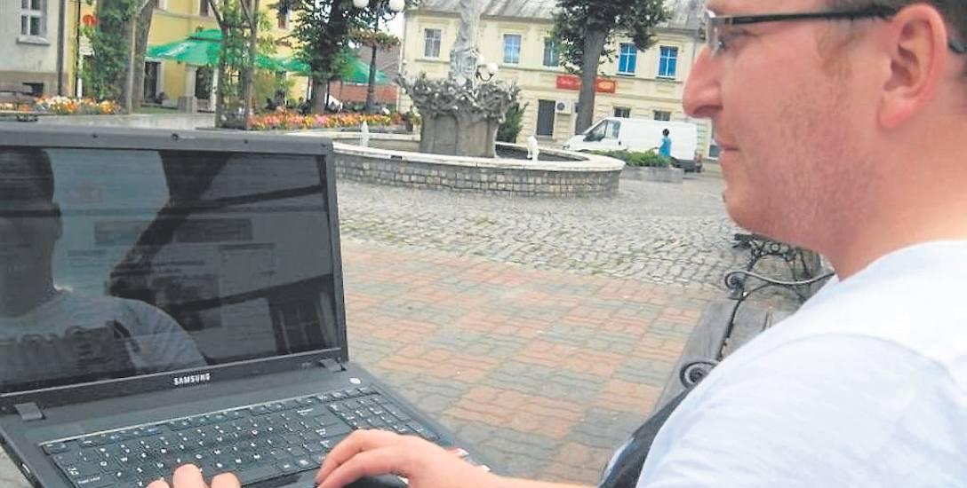 - Takie było ciśnienie społeczne - mówi burmistrz Jaskuła o wprowadzeniu budżetu obywatelskiego