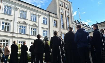 Tragedia w Wyższym Seminarium Duchownym w Łomży. Nie żyje kleryk pierwszego roku [AKTUALIZACJA]