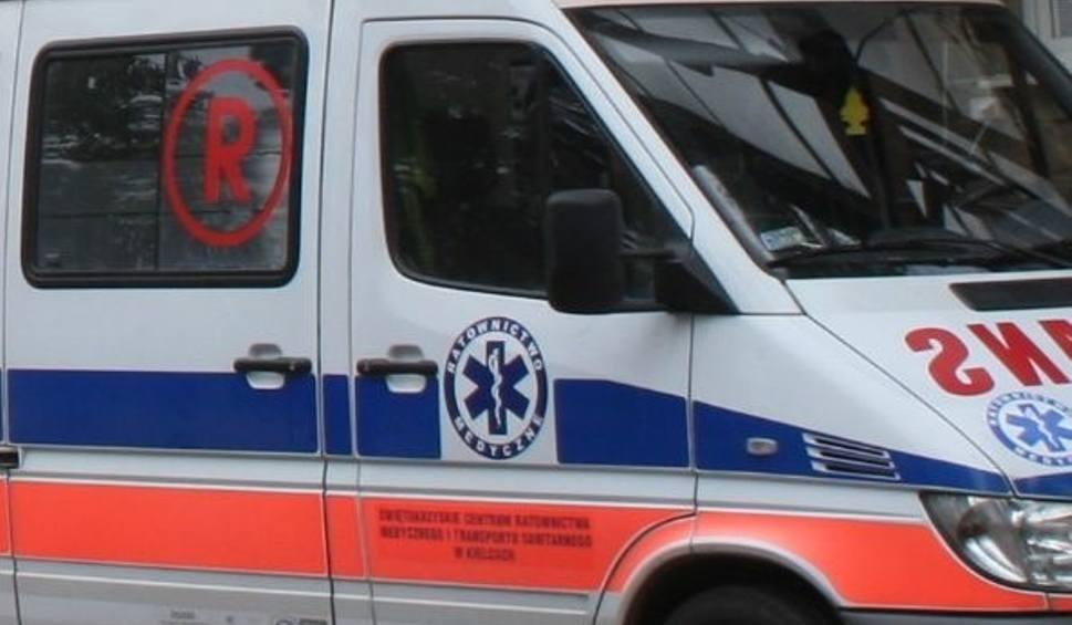 Film do artykułu: Gmina Waśniów. Czterech mężczyzn zatruło się spalinami
