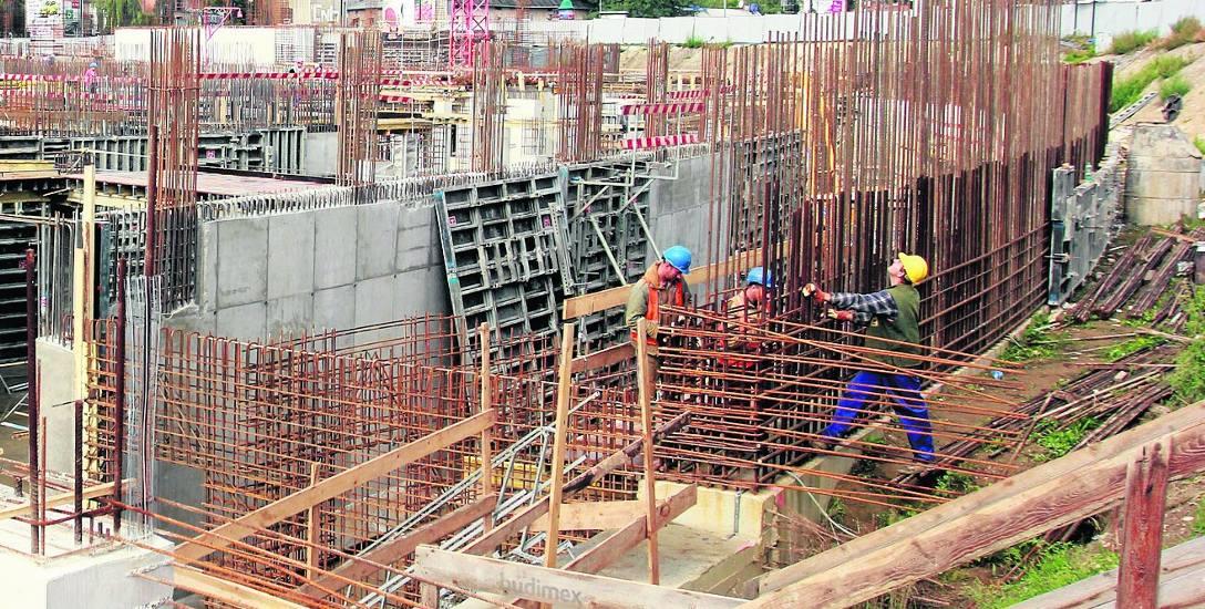 Prawo do rekompensaty mają m.in. pracownicy budownictwa.