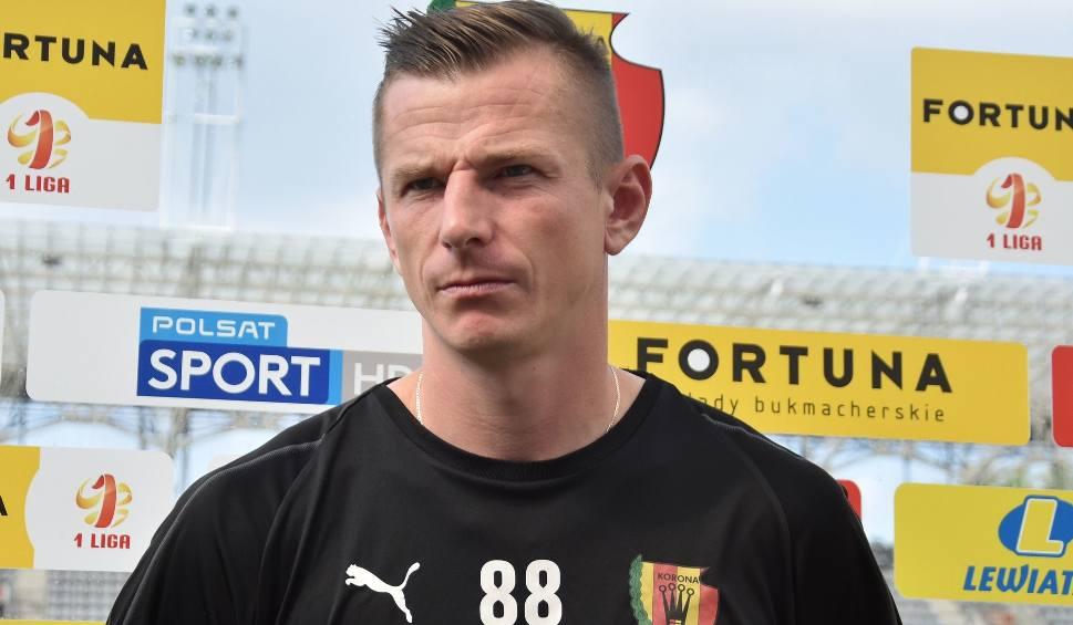 Film do artykułu: Bramkarz Korony Kielce Marek Kozioł liczy na komplet punktów w meczu z Miedzią Legnica [WIDEO, ZDJĘCIA]