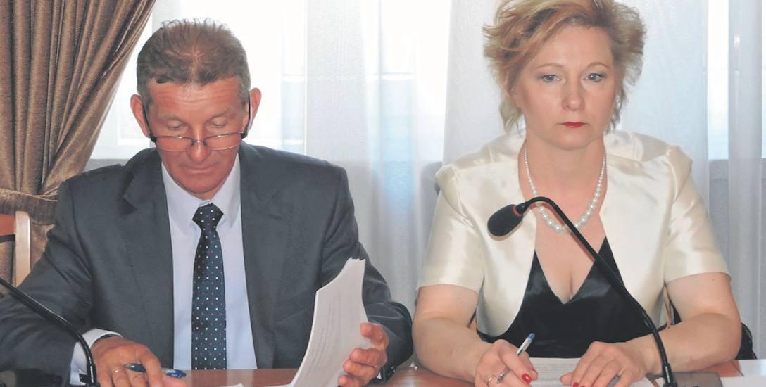 Radni Waldemar Wojtkowski i Anna Rafeenko zarobili najwięcej w ubiegłym roku