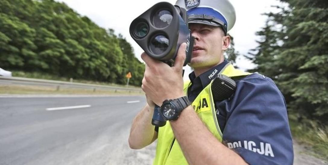 Policja często prowadzi kontrole w Brzózce, ale mieszkańcy uważają, że to za mało.