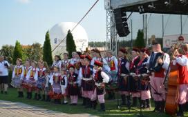 Święto plonów w Jerzmanowej