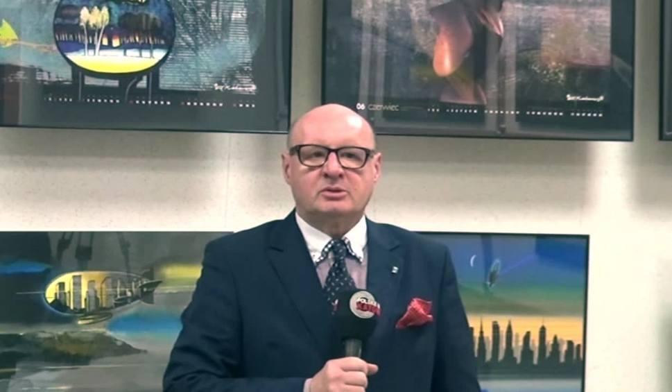 Film do artykułu: Trójwymiarowa prognoza pogody Cezarego Orzecha z Radia Katowice