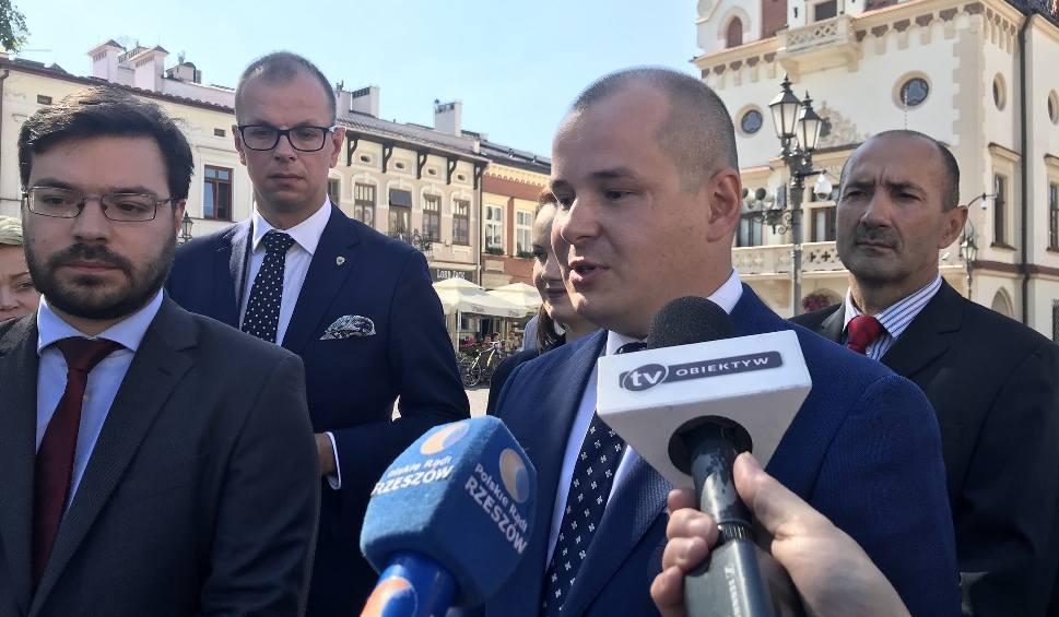 Film do artykułu: Poseł Maciej Masłowski z Kukiz'15 kolejnym oficjalnym kandydatem na prezydenta miasta Rzeszowa