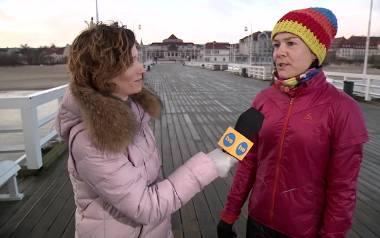 Joanna Mędraś zwyciężyła bieg maratoński na... Antarktydzie [WIDEO]