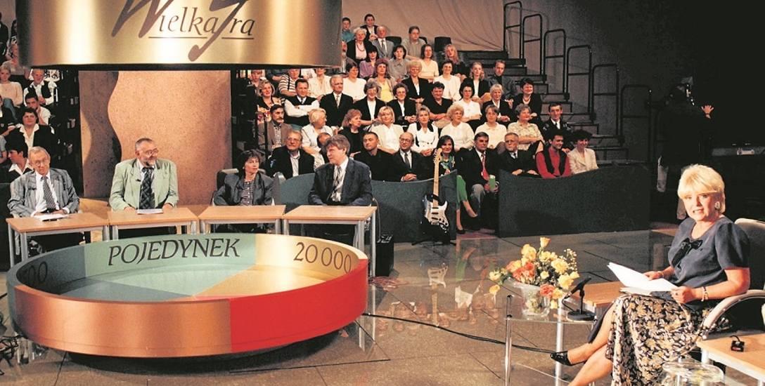 Stare programy TVP nie tracą swojego uroku