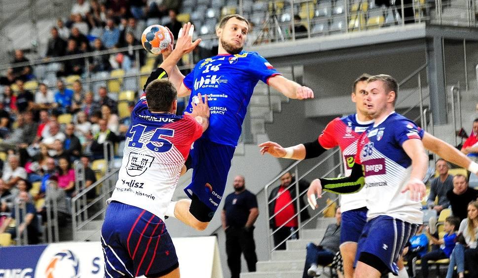 Film do artykułu: PGNiG Superliga. Gwardia Opole z pierwszym zwycięstwem u siebie. W pokonanym polu pozostawiła MKS Kalisz
